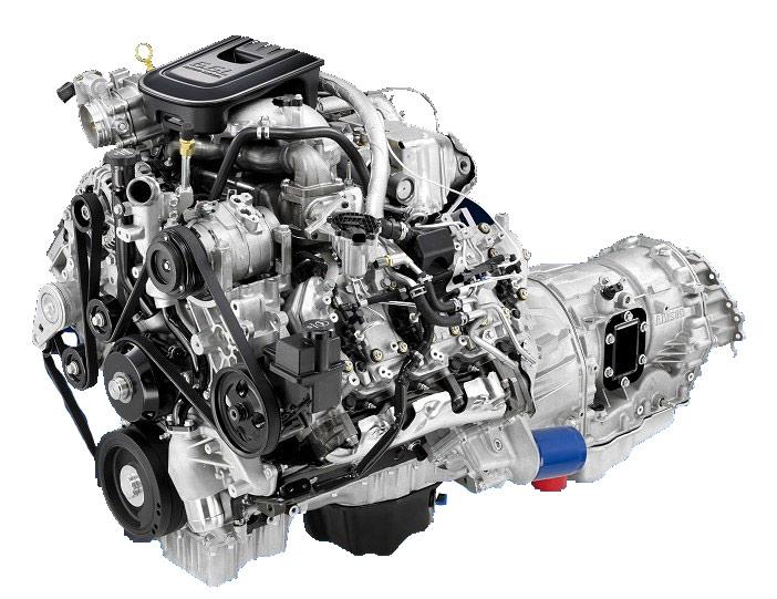 Fix engines, diffs, brakes, starter motors ...
