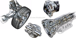 Car parts - best range in Coober Pedy