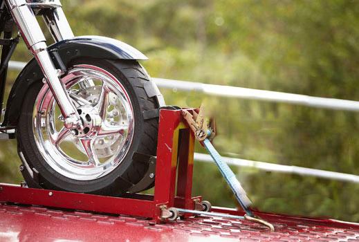 Motorbike Transport